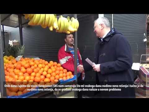 Шутановац: Солидарност и нови план за људе у Београду (06.01.2018.)