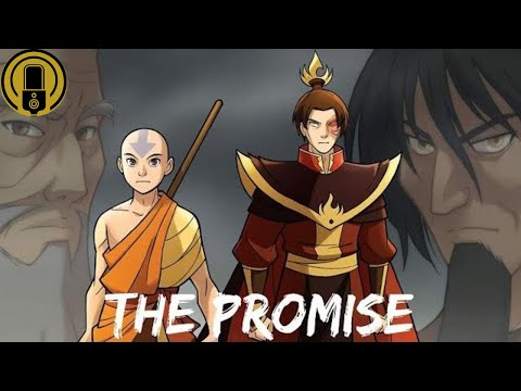 Avatar: The Last Airbender | The Promise 📜  (Full Motion Comic Movie)