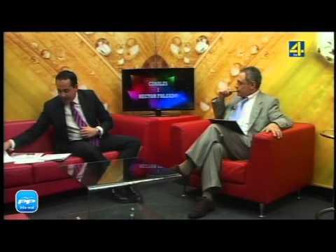 Héctor Folgado desvela en TEVE4 la documentación de #LaCoachDeBenlloch – 20-juny-2013