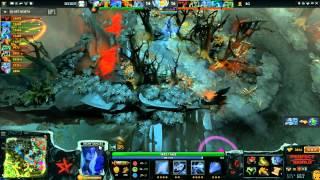 Secret vs Big God, game 1