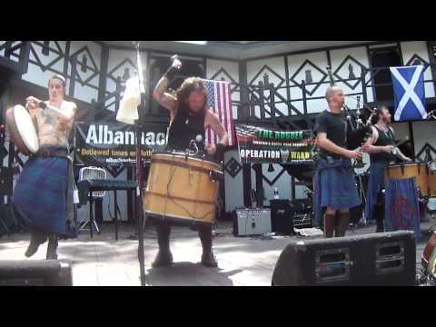 Albannach at Celtic Fling 6-24-2012