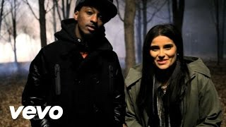 K'naan & Nelly Furtado - Is Anybody Out There (Behind The Scenes)