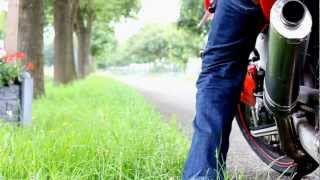 1. Honda VTR 1000 Firestorm / Superhawk | Laser exhaust | Engine sound only