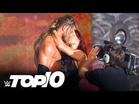 Forbidden kisses: WWE Top 10, Nov. 4, 2020