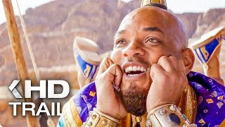 ALADDIN - 6 Minutes Trailers (2019)