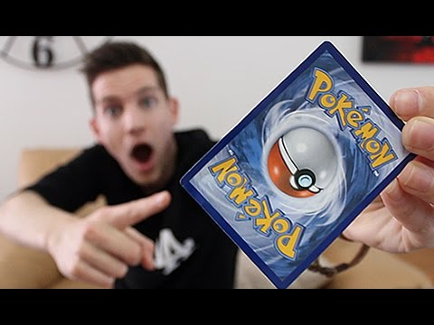 You Can't Rip This Pokemon Card (видео)
