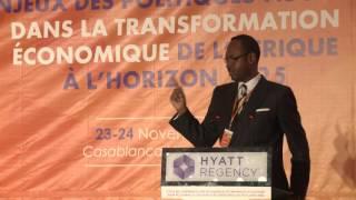 Amadou Mahtar BA - Cérémonie d'ouverture