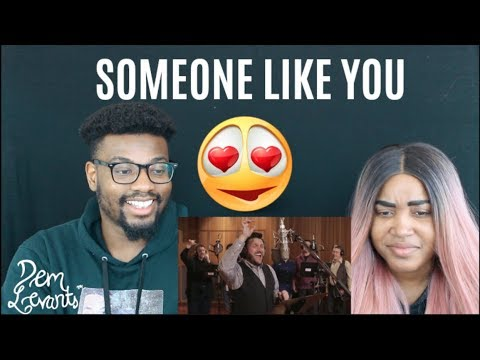Voctave - Someone Like You (feat. Jody McBrayer)| REACTION
