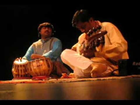 Raga Behag by Apratim Majumdar ( sarod ) & Amit Chatterjee (Tabla ) , Concert at paris.ASF