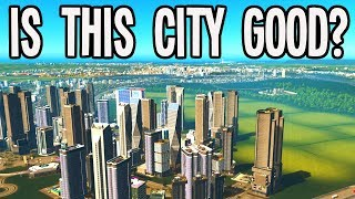 "How Many ""Sips 'O Tea"" out of 10 in Review Your City? Cities Skylines"