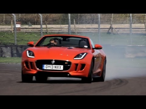 Drive - 490hp, small, very pretty: is that enough to make the fastest F-Type a 911 rival? And would an Aston do the job of a Brit roadster better? This video might e...