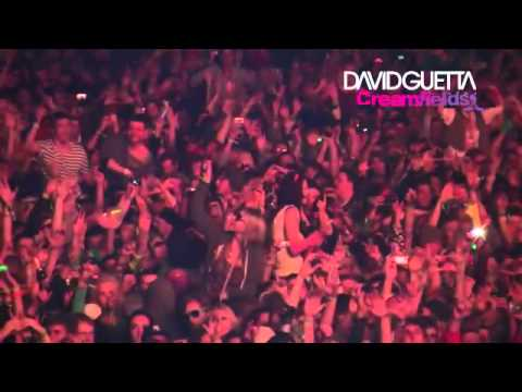A Preview of DJ David Guetta - One Love World Tour on UK Creamfields  2010