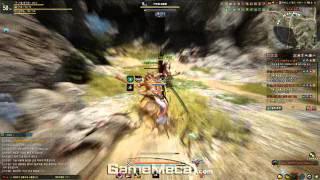 Black Desert — Игровой процесс за Musa (ex-Samurai/Blader)