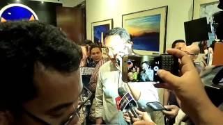 Ahok Ditelepon Erwin Aksa untuk merancang pertemuan dengan Anies Baswedan. Kompas.com/Kurnia Sari Aziza