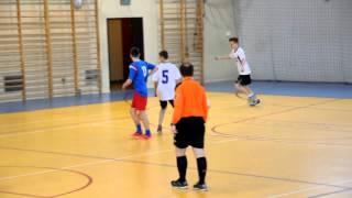 Półfinał Turnieju Piłki Nożnej Gimnazjalistów nr3