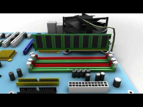Installazione moduli RAM