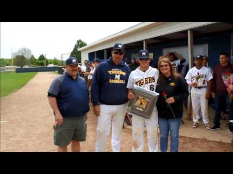 MCC Baseball Sophomore Day (5/8/2016)