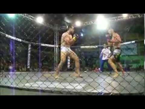 INHUMAS - Atleta da PitbullBrothers MMA Natal/RN no Inhumas Fight.
