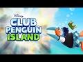 Jugando En Club Penguin Island