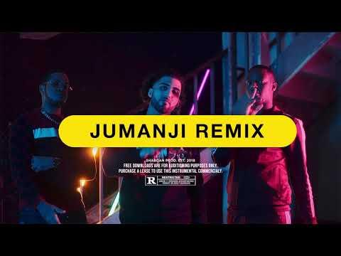 B Young - Jumanji (Official Remix) [Prod by Shabdan]