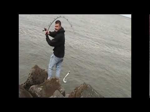 Westport, WA Fish Quest: Black Rockfish – Mar 2012