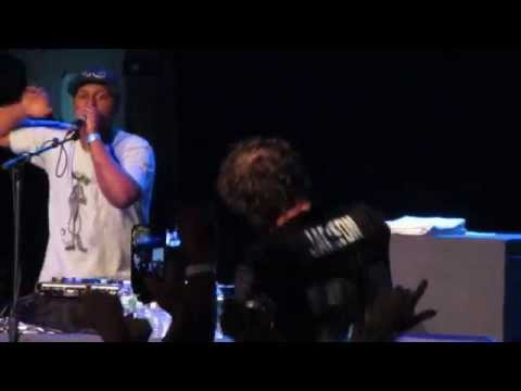 """Lil Dicky - """"Professional Rapper"""" (Live in Providence)"""