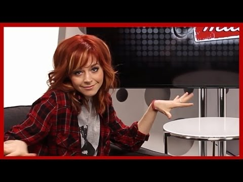 Lindsey Stirling Talks YouTube Music Awards 2013, New Album, Conan! SOUNDCHECK SERIES