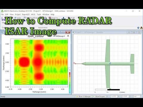 How to Compute RADAR ISAR Image