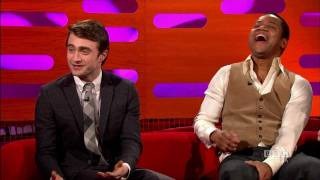 Nonton Daniel Radcliffe  Meeting The In Laws   The Graham Norton Show  Film Subtitle Indonesia Streaming Movie Download