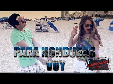 PARA HONDURAS VOY - Laraman & M9 (Parodia de Como yo le Doy - Pitbull & Don Miguelo) @LaramanOficial