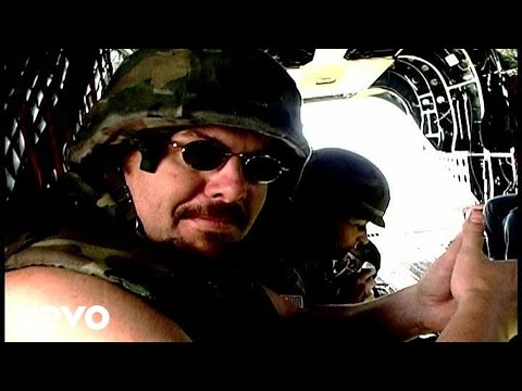 Toby Keith: Courtesy Of The Red, White And Blue (The Angry American)