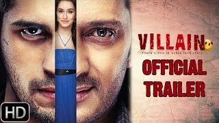 Ek Villain - Official Trailer