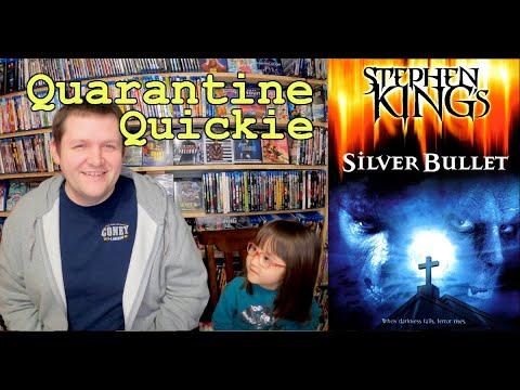 Quarantine Quickie: Stephen King's Silver Bullet (1985)