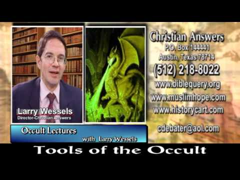 OCCULT SEMINAR: THE DEVIL, BLACK MAGIC, GHOSTS, UFOs, OUIJA BOARDS, DUNGEONS & DRAGONS, WITCHCRAFT