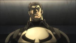 Marvel Anime: Avengers Confidential Black Widow & Punisher - Trailer (german)