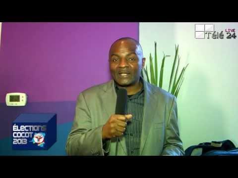"""TÉLÉ 24 LIVE:  SPOT Élection Cocot 2013 – """" Voter pour Freddy Kabongo """""""