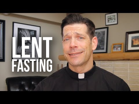 What's the Point of Fasting During Lent?