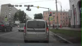 Co się może wydarzyć w 30 sekund na Rosyjskiej drodze…