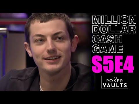 Million Dollar Cash Game S5E4 FULL EPISODE Poker Show