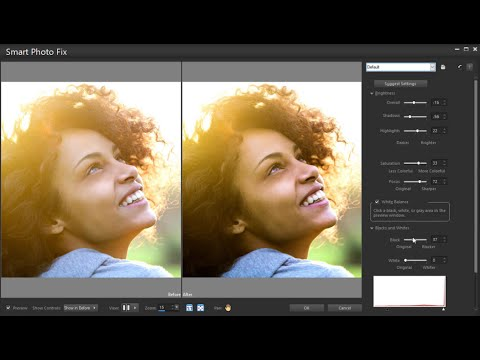 Adjusting photos faster with batch processing in PaintShop Pro X9