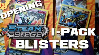 Opening 2 Pokemon TCG Steam Siege 1-Pack Promo Blisters - FAIRY MAGIC! by Flammable Lizard