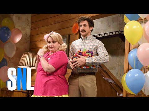 Birthday Party - SNL (видео)