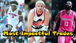 Video 10 Most Impactful NBA Trades Since 2000 MP3, 3GP, MP4, WEBM, AVI, FLV Maret 2019