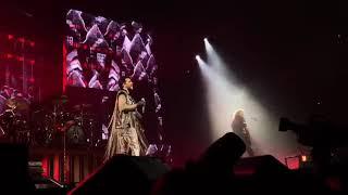Queen and Adam Lambert, Radio Gaga, close up, New Orleans