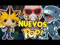 NUEVOS Funko POP de Harry Potter, Yu Gi Oh, Dragon Ball Z, Rick y Morty y MAS