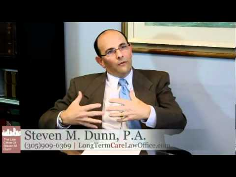 Why Steven Dunn Loves Working in Long Term Care Law