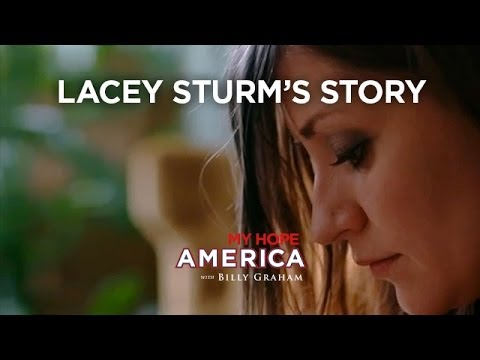 lacey - Singer Lacey Sturm, who was once suicidal, shares how she found purpose in her life. Watch and share. If this story of hope has touched your heart visit: htt...