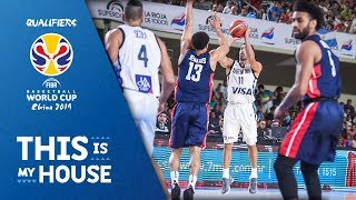 Argentina v United States - Highlights - FIBA Basketball World Cup 2019 - Americas Qualifiers