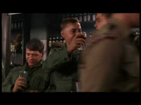 "The Film ""Virgin Soldiers"" 1969 (2 Seconds David Bowie Appearance!)"