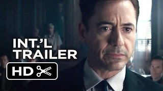 Nonton The Judge Official Uk Trailer  1  2014    Robert Downey Jr   Billy Bob Thornton Movie Hd Film Subtitle Indonesia Streaming Movie Download